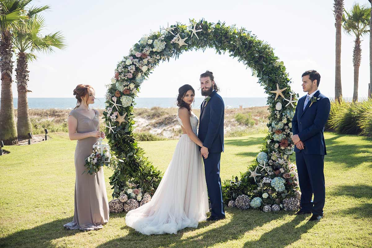 The Beach Club - Gulf Shores Wedding