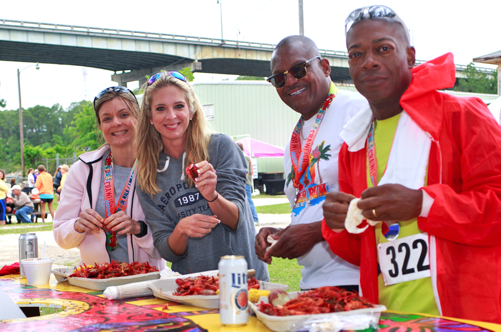Zydeco & Crawfish Festival & 5K Run