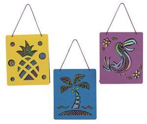 Sun Catcher Craft for Kids at The Beach Club Resort & Spa Gulf Shores AL
