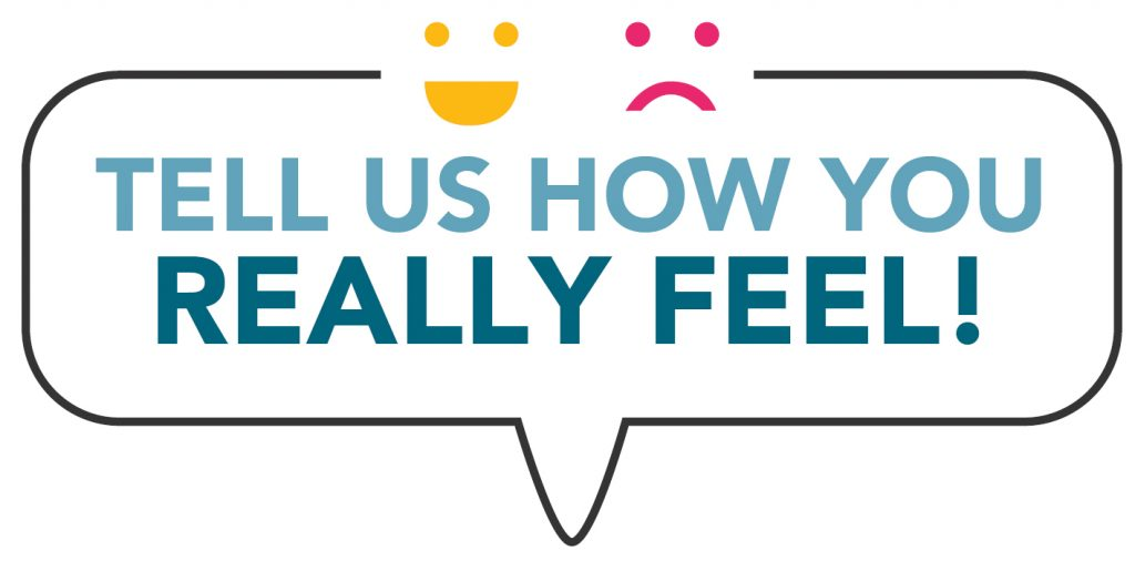 Tell us How You Feel - The Beach Club Spa & Resort