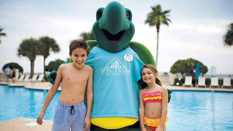 Spectrum Resorts Turtle