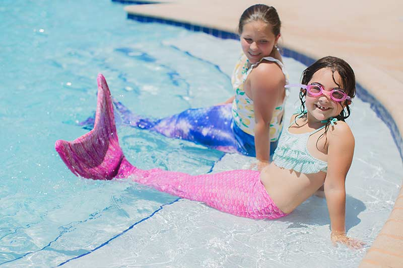 Kids activities at The Beach Club