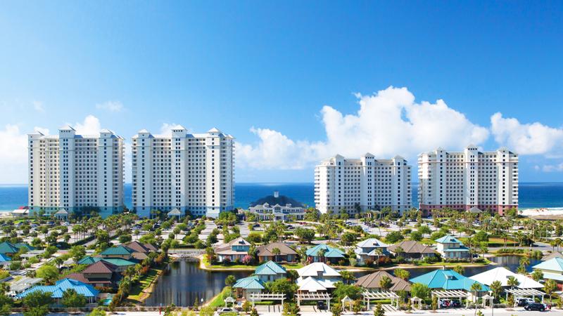 The Beach Club Condos in Gulf Shores