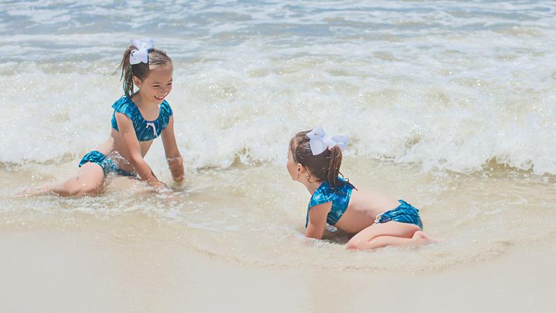 Sprawling Private Beach