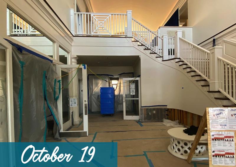 Lobby Oct 19