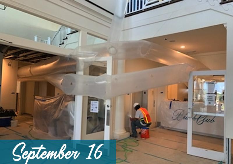 Lobby September 16