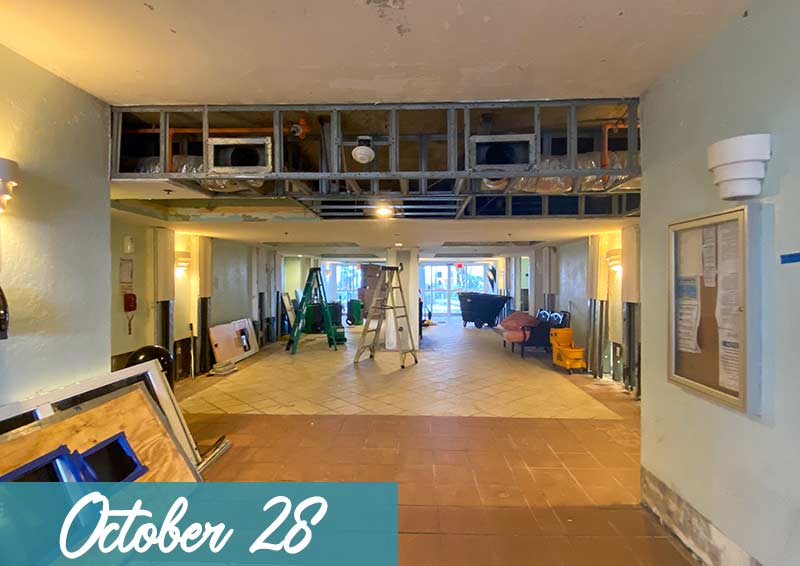 Bristol Lobby Oct 28