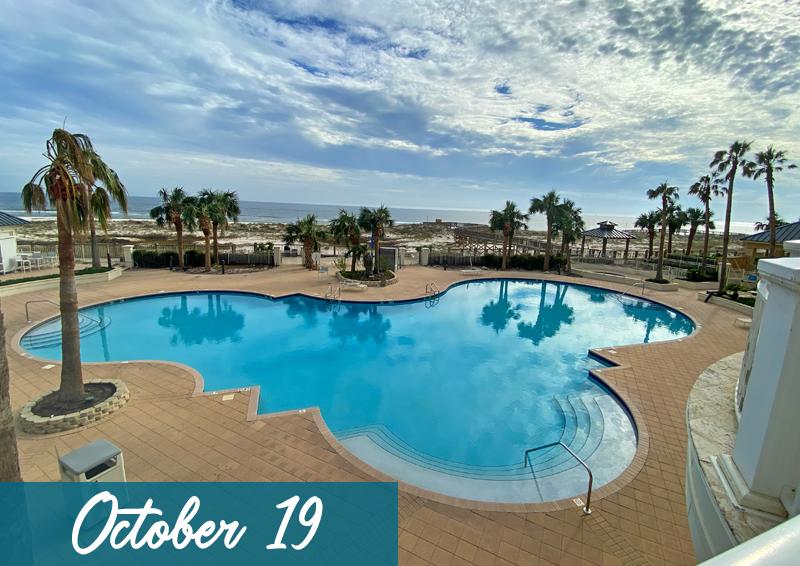 Pool October 19