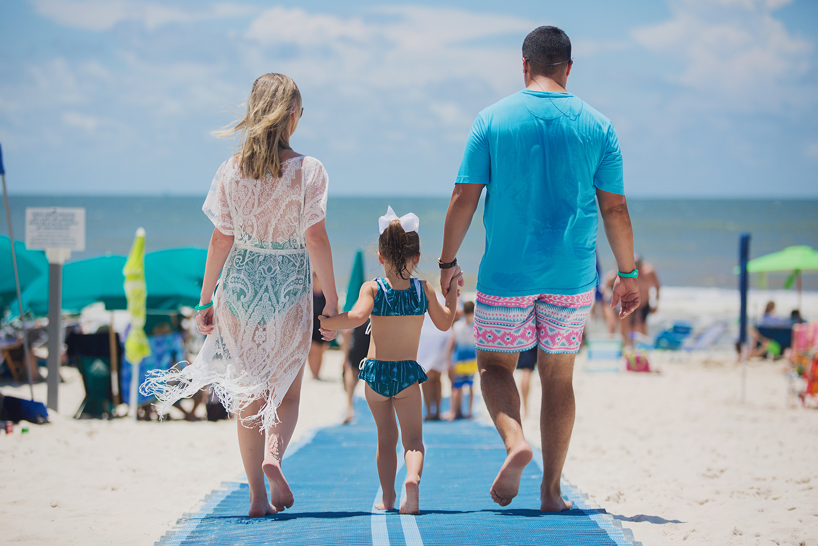Family vacation in Gulf Shores